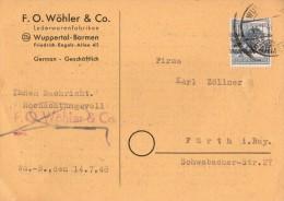 CPA - German - Allemagne - Firma Karl Zöllner - - Duitsland