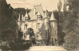 ~  65  ~LUCHON  . Chateau CHAMPSAUREL - France