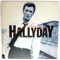 Disque 33T JOHNNY HALLYDAY  - ROCK'N ROLL ATTITUDE PHILLIPS 8248241 1985 (1) - Rock