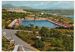 CITTA' DEL MARE - TERRASINI - PALERMO - PISCINA OLIMPIONICA - 1972 - Palermo