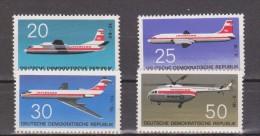ALEMANIA 1969. AVIONES. NUEVO - MNH ** - Airplanes