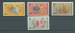 150022372  HONG  KONG  G.B.  YVERT  Nº  735/8  **/MNH - Hong Kong (...-1997)