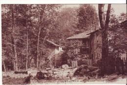 cpa st junien   le moulin vallier