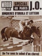 Miroir-Sprint N°960 - 26 Octobre 1964 - Jonquères D'Oriola Et Lutteur - Multisports: Spécial J.O. 40 Pages - Sport