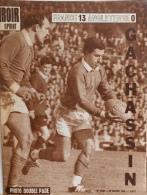 Miroir-Sprint N°1030 - 28 Février 1966 - Rugby: France-Angleterre - Gachassin - Sport