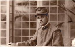 Militare Medico Prima Guerra Mondiale (foto Cartolina) - Uniformi