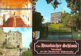Neustadt   H340         ( 4 Blick ) Das Hambacher Schlooss - Neustadt Am Rübenberge