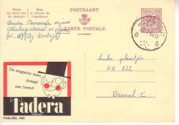 Publibel Oblitéré 1981 - Stamped Stationery