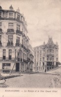 Mariakerke La Rampe Et Le New Grand Hôtel - Oostende