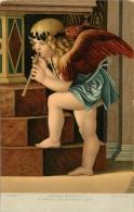 ANGE ET  SA FLUTE  EDITION STENGEL  29302 - Anges