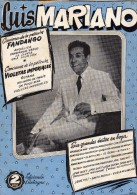 Canciones - Cinema - Luis Mariano - Canciones De La Pelicula Fandango Y Violetas Imperiales - Sus Grandes éxitos En Boga - Culture