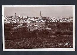 MEKNES MEDINA VIEW MEQUINEZ MOROCCO MAROC VERY OLD POSTCARD REAL PHOTO RPPC W4-1336 - Zonder Classificatie