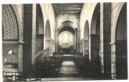 Lobbes - Intérieur De L'Eglise - Lobbes