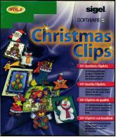 Christmas Clips Software - 501 Weihnachts-ClipArts Von Sigel - Noël
