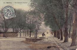 CPA - 27 - BERNAY - Boulevard Dubus - 42 - Bernay