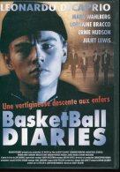 Dvd   Basket Ball Diaries Leonardo Di Caprio Vf Vostf - Policiers