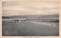 "02219 ""CAPODISTRIA - PANOROMA""   CART.  ORIG.   NON SPED. - Slovenia"