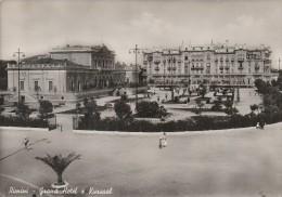 RIMINI - GRAND HOTEL E KURSAAL...F - Rimini