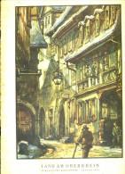 Livre - Revue - Land Am Oberrhein Januar 1941 - Article Der Kaiserstern Von Haguenau, Photos Du Hartmannswillerkopf .... - 5. Guerres Mondiales