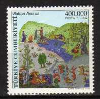 Turkey 2002 Sultan Nevruz Festival MNH - 1921-... Republic