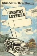 Unsent Letters By Bradbury, Malcolm (ISBN 9780233982564) - Unclassified