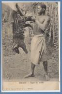 AFRIQUE -- CENTRAFRICAINE -- Dikombi - Typeo Do Sertäo - Central African Republic