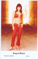 RAQUEL WELCH - Film Star Pin Up - Publisher Swiftsure Postcards 2000 - Artiesten