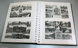 Postkarten Album Mit 44 Stück Sw-AK Aus Nachlaß,DEUTSCHLAND 1960er -1970er Jahre - Deutschland