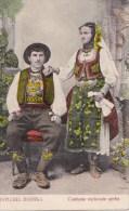 Costume Nationale Serbe/ Réf:C3279 - Serbie