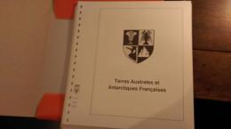 Collection Taaf Oblitéré Dont 24 Et Quelques Neuf Sur Feuille Lindner Dont Feuille Pa 78 , Trés Beau Lot A Voir - Collections, Lots & Series