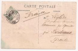 COCHINCHINE, Postal - Sellos