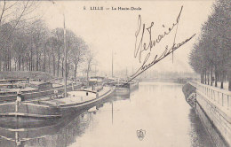 Péniches - Péniches à La Haute Deule Lille 59 - Péniches