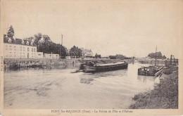Péniches - Pont Sainte Maxence - Péniches