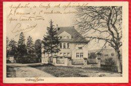 57 CHATEAU SALINS - Maison Forestière - Maison Bourgeoise - écrite En1919 - R/V - Chateau Salins