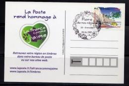 France 2009.Flore De Nos Régions.Nord Pas De Calais.La Pomme De Terre - Frankreich