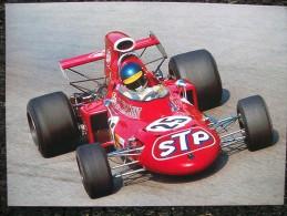 MARCH 711 F1  Pilota RONNIE PETERSON AUTODROMO Di MONZA - Grand Prix / F1
