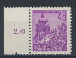 DDR Nr. 376 X II ** postfrisch