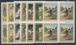 1969. Paintings (VI.) - Block Of 4 :) - Unused Stamps