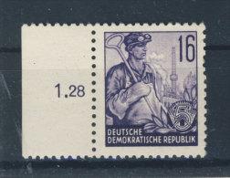 DDR Nr. 369 X II ** postfrisch