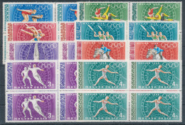 1968. Olympic Games (V.) - Mexikó - L - Block Of 4 :) - Unused Stamps
