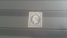 LOT 271650 TIMBRE DE FRANCE OBLITERE N�10 VALEUR 40 EUROS