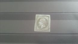 LOT 271652 TIMBRE DE FRANCE OBLITERE N�11 VALEUR 90 EUROS