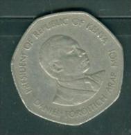 Kenya , 1 Pièce 5 Shillings , Année 1985 - Pia11507 - Kenya