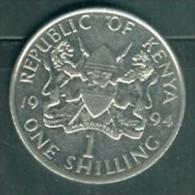Kenya , 1 Pièce One  (1) Shilling , Année 1994 - Pia11508 - Kenya