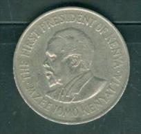 Kenya Piece De 1 Schilling Année 1975  - Pia11608 - Kenya