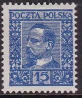 POLAND 1928 Sienkiewicz Fi 240 Mint Hinged - Ongebruikt