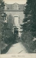35 DINARD / Villa Des Rosiers / - Dinard