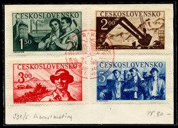 Ceskoslovenko 0532/35 Reconstruction - Tchécoslovaquie