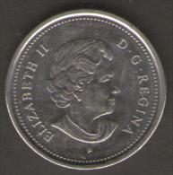 CANADA 25 CENTS 2003 - Canada