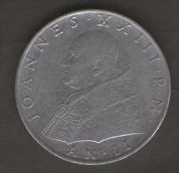 VATICANO 100 LIRE 1960 - Vaticano